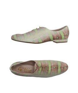Nora | Обувь На Шнурках
