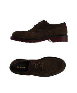 Seboy'S | Обувь На Шнурках