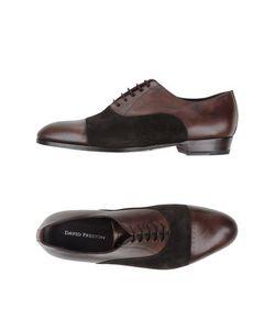 DAVID PRESTON | Обувь На Шнурках