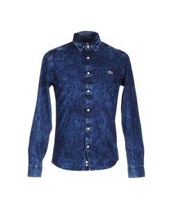 Lacoste L!Ve | Джинсовая Рубашка