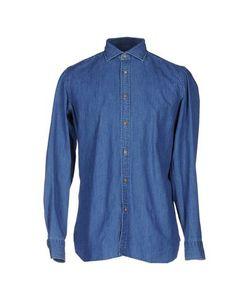 Giampaolo | Джинсовая Рубашка
