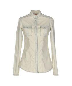 Manila Grace Denim | Джинсовая Рубашка