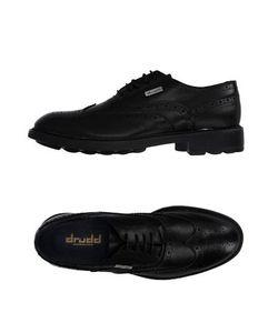 Drudd | Обувь На Шнурках