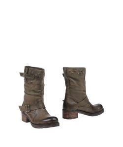 Lea-Gu | Полусапоги И Высокие Ботинки