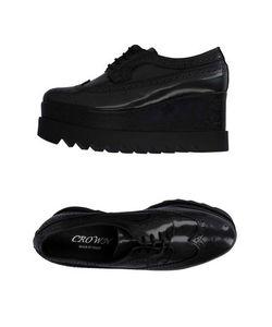 Crown | Обувь На Шнурках