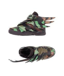 Jeremy Scott Adidas | Низкие Кеды И Кроссовки