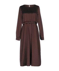 SOUVENIR | Платье Длиной 3/4