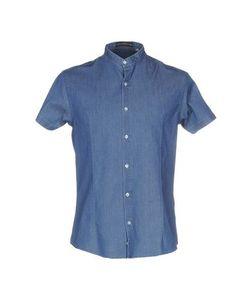 PAOLO DI MATTEO | Джинсовая Рубашка