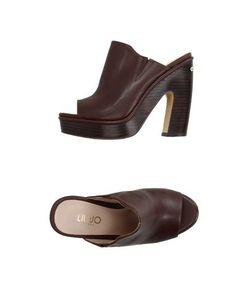 Liu •Jo Shoes   Мюлес И Сабо