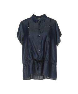 ...À_La_Fois... | Джинсовая Рубашка