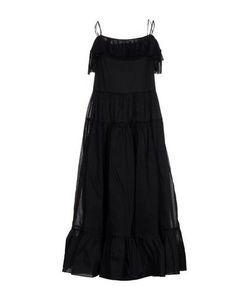 Saint Laurent | Длинное Платье