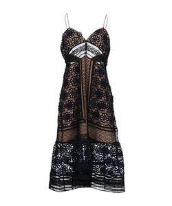 SELF-PORTRAIT | Платье До Колена