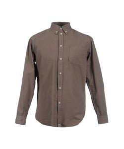 Peter Hadley | Рубашка С Длинными Рукавами