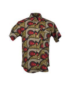 Woolrich Woolen Mills | Рубашка С Короткими Рукавами