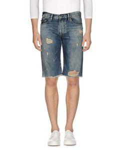 Polo Jeans Company   Джинсовые Бермуды