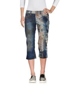 Calvin Klein Jeans | Джинсовые Брюки-Капри
