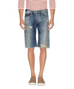 Polo Jeans Company   Джинсовые Брюки-Капри