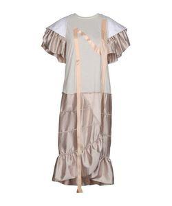 NICOPANDA | Платье Длиной 3/4