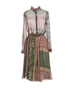 Mariagrazia Panizzi   Платье До Колена