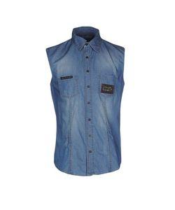 Philipp Plein   Джинсовая Рубашка