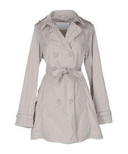 CBY + WHITE | Легкое Пальто