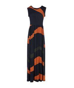 CHRISTINE MATHIEU | Длинное Платье