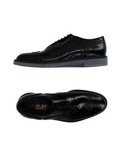 MR. REKON | Обувь На Шнурках