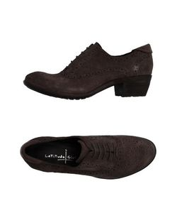 Latitude Girl   Обувь На Шнурках