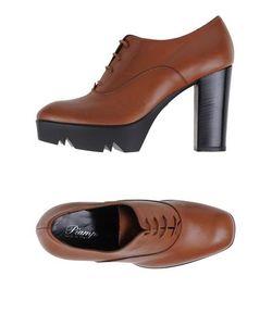Piampiani | Обувь На Шнурках