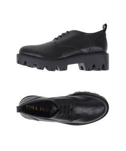 UMA PARKER | Обувь На Шнурках