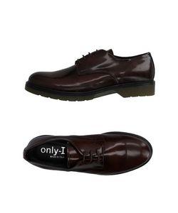 Only- I | Обувь На Шнурках