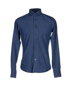 ALTEMFLOWER   Джинсовая Рубашка
