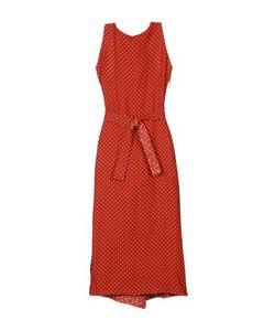 MTF | Платье Длиной 3/4