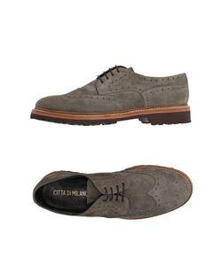 Citta' Di Milano | Обувь На Шнурках