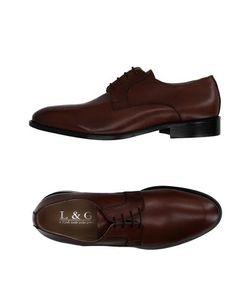 L&G | Обувь На Шнурках