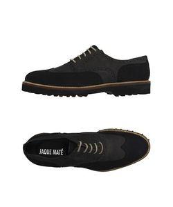 JAQUE MATÉ | Обувь На Шнурках