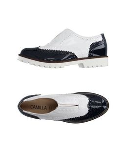 CAMILLA  SHOES | Мокасины
