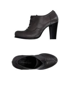 Emanuela Passeri | Обувь На Шнурках