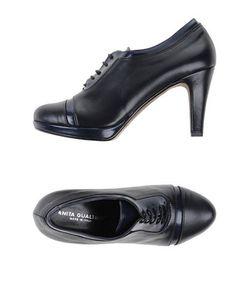ANITA GUALTIERI | Обувь На Шнурках