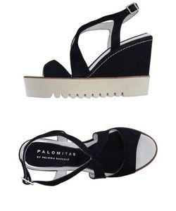 Palomitas By Paloma Barceló   Сандалии