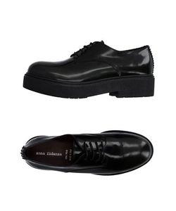 ANNA FIDANZA | Обувь На Шнурках
