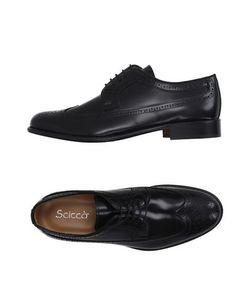 SCICCO   Обувь На Шнурках