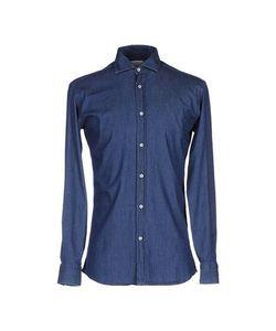 P. LANGELLA | Джинсовая Рубашка