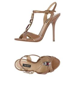 Dolce & Gabbana | Сандалии