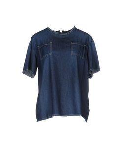 Space Style Concept | Джинсовая Рубашка