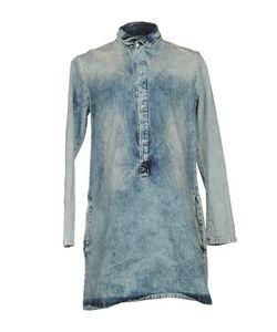 MNML COUTURE | Джинсовая Рубашка
