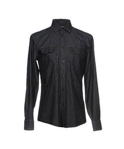 Versace Collection   Джинсовая Рубашка