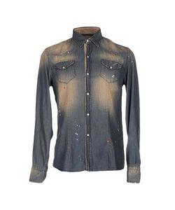 Paul Miranda   Джинсовая Рубашка