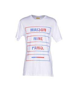 MAISON 9 PARIS | Футболка