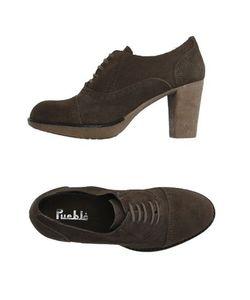 PUEBLO | Обувь На Шнурках